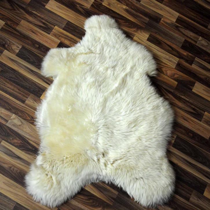 XL ÖKO Schaffell Fell beige 115x75 sheepskin #2066