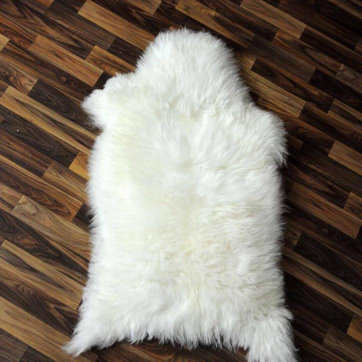 ÖKO Ziegenfell Ziege Fell 90x70 Kamindeko goatskin basteln #2220