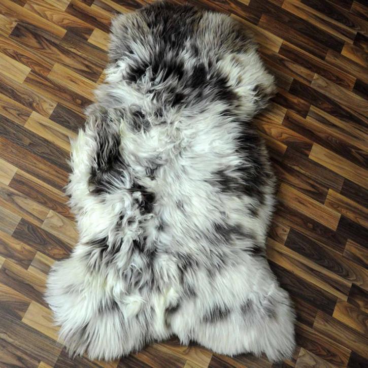 XL ÖKO Schaffell Fell creme weiß 115x70 sheepskin #2308