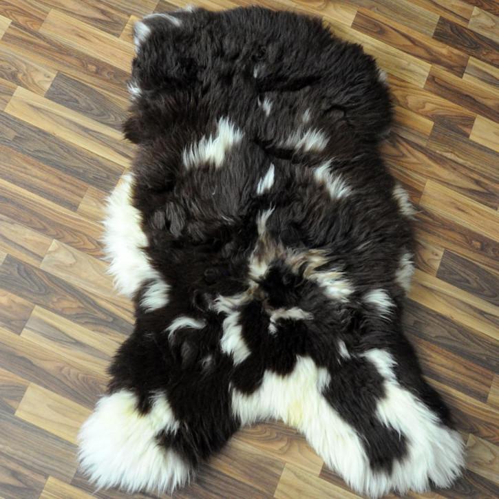 Schaffell Fell creme weiß 105x65 Stuhl Couch Auflage #2547