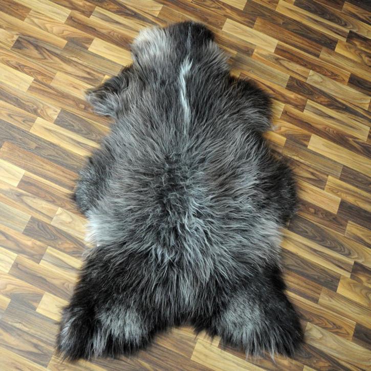 XL Schaffell Fell creme weiß 110x70 Stuhl Couch Auflage #2553