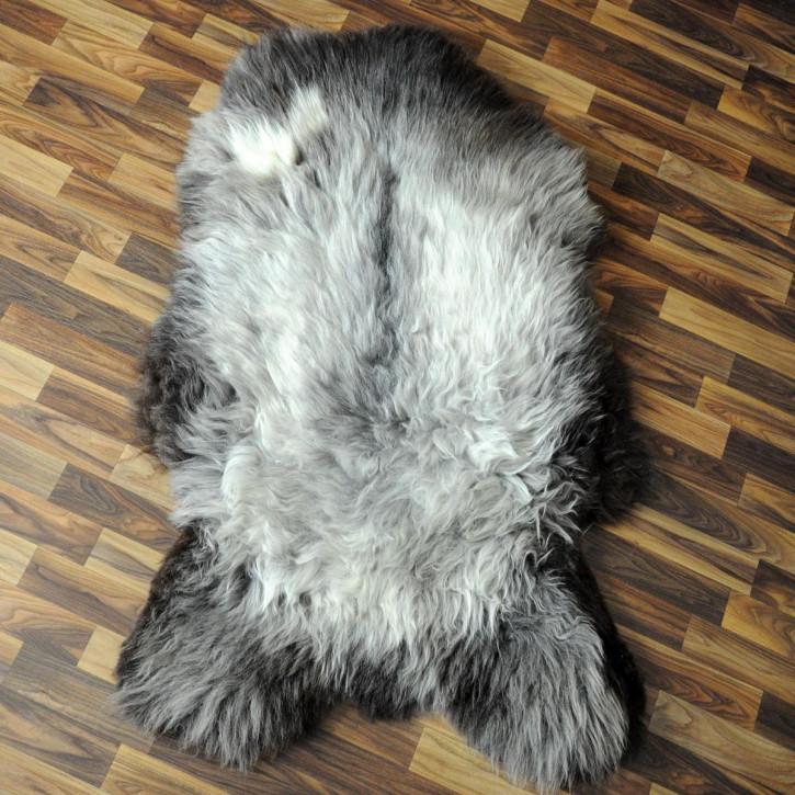 Schaffell Fell creme weiß 105x70 Stuhl Couch Auflage #2554