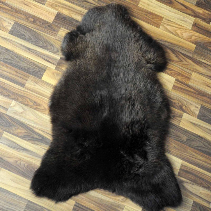 ÖKO Tibetlamm Schaffell Lammfell Fell 75x50 Tibet #2687