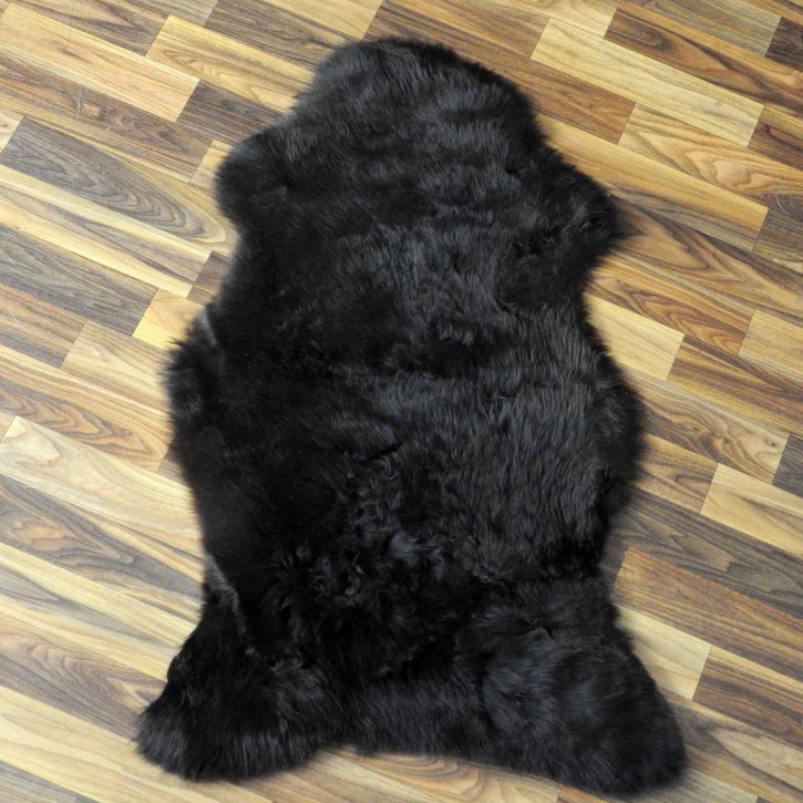 XXXL ÖKO Schaffell Fell creme weiß 130x70 sheepskin #2707