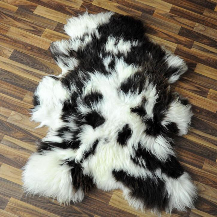 XXXL ÖKO Schaffell Fell creme weiß 140x80 sheepskin #2809