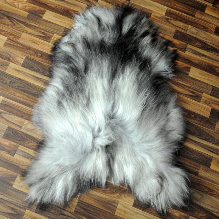 XXXL ÖKO Schaffell Fell creme weiß 130x80 sheepskin #2846