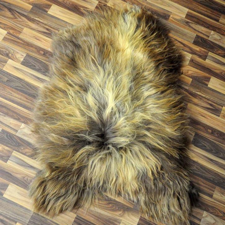 XXL ÖKO Island Schaffell creme weiß 125x80 Fell Auflage #2947