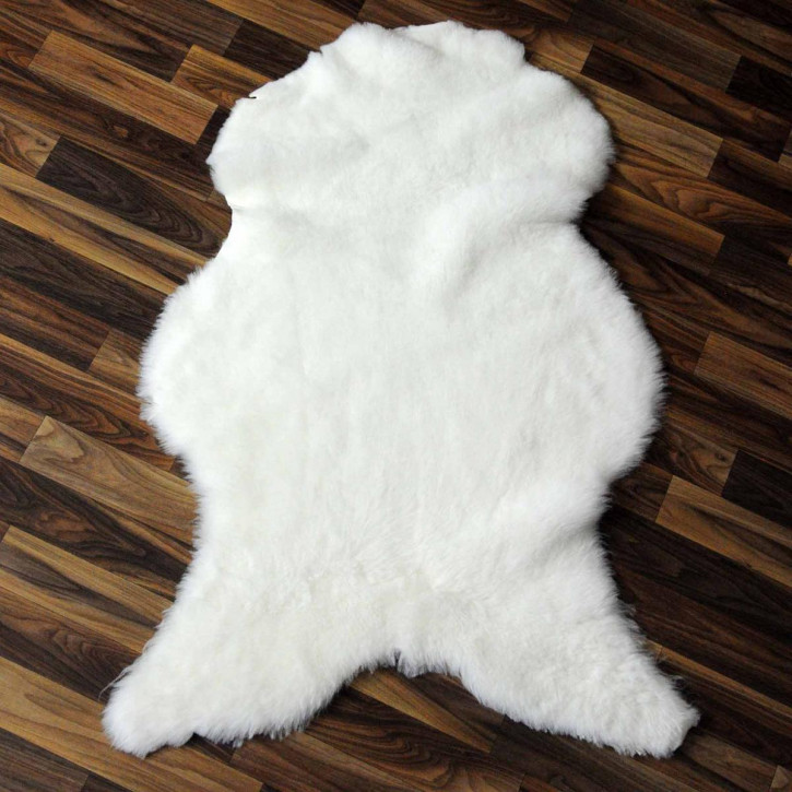 ÖKO Ziegenfell Ziege Fell 120x70 goatskin gefärbt #2965