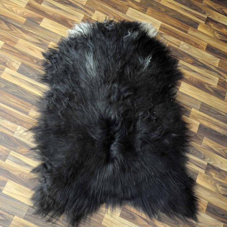 XXXL Schaffell Fell creme weiß 140x80 Couch Stuhl Auflage #3531