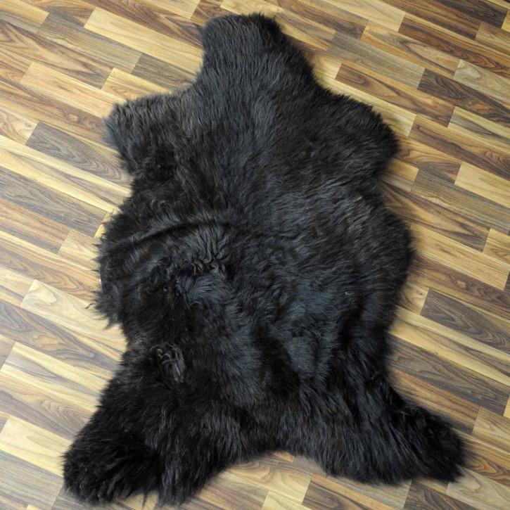 XL Schaffell Fell creme weiß 110x75 Stuhl Couch Auflage #3658