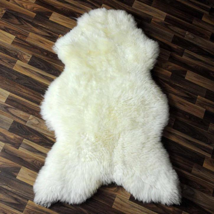 Island Schaffellteppich Decke 170x70 Teppich Patchwork #3817