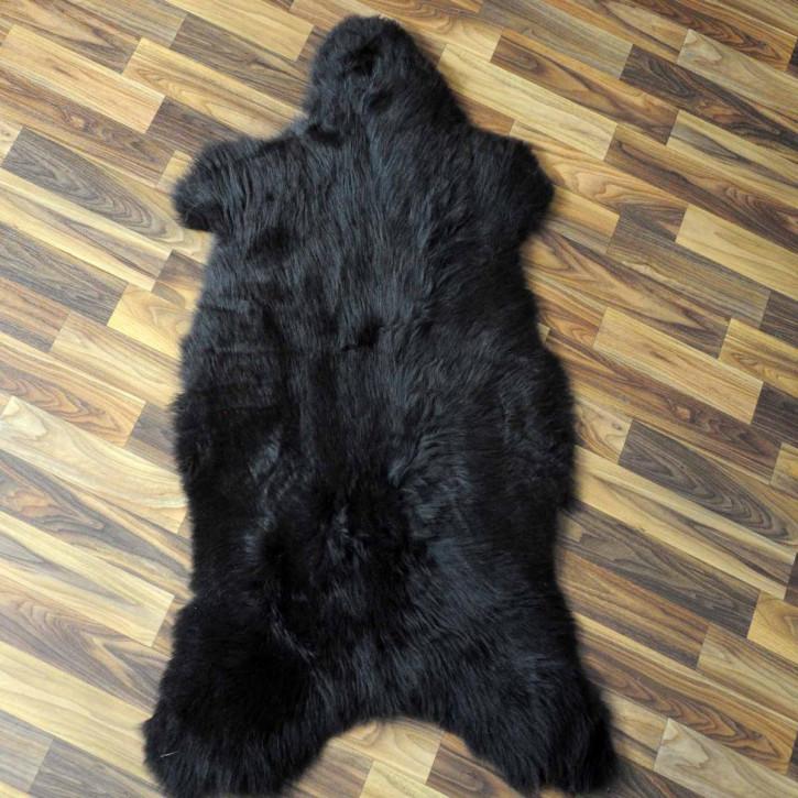 XL ÖKO Island Schaffell creme weiß 110x75 Fell Auflage #3961