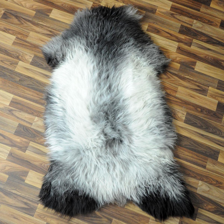 Ziegenfell Ziege Fell 100x70 Kamindeko goatskin #4387