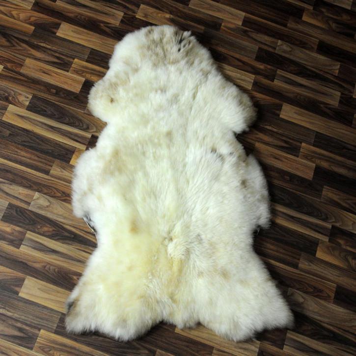 Ziegenfell Ziege Fell 100x75 Kamindeko goatskin #4388
