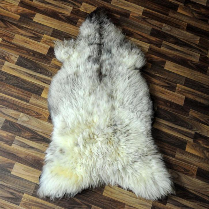 Ziegenfell Ziege Fell 115x70 Kamindeko goatskin #4389