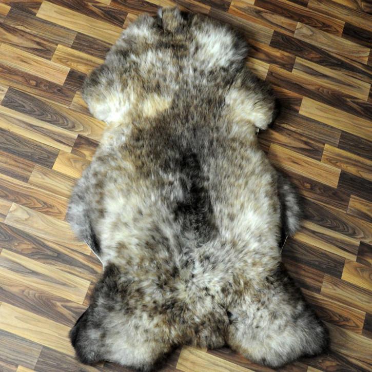 Ziegenfell Ziege Fell 100x70 Kamindeko goatskin #4392