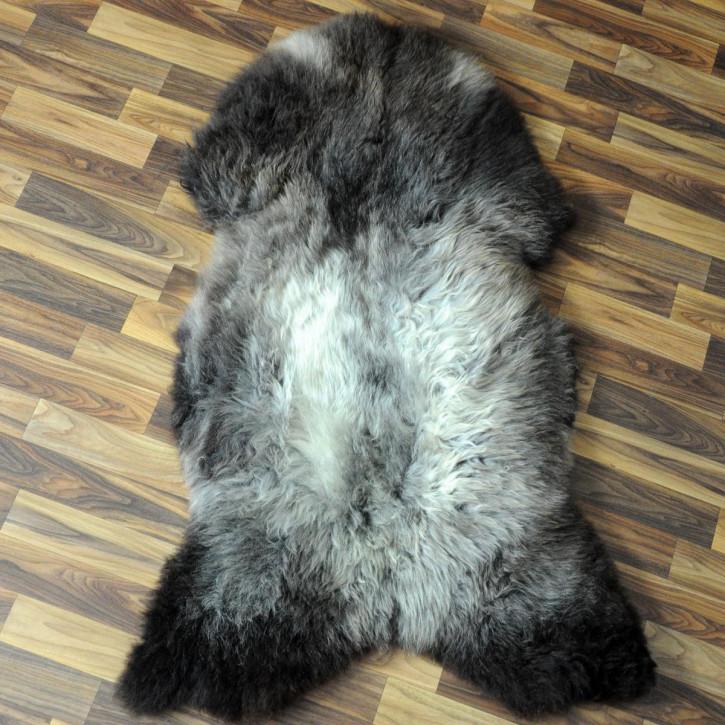 ÖKO Island Schaffell creme weiß 105x65 Fell Auflage #4413