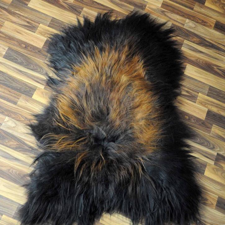 ÖKO Ziegenfell Ziege Fell 125x85 Kamindeko goatskin #4964