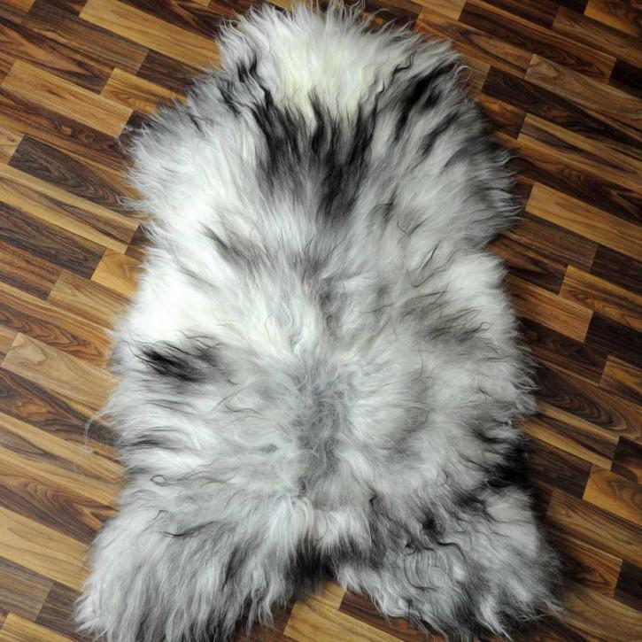 ÖKO Ziegenfell Ziege Fell 115x70 Kamindeko goatskin #4968