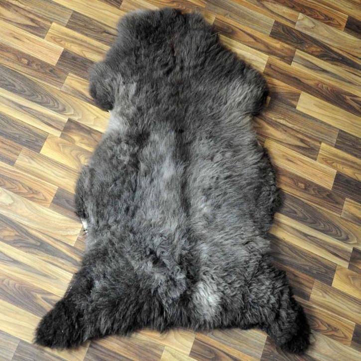 XXXL ÖKO Schaffell Fell creme weiß 130x90 sheepskin #5209