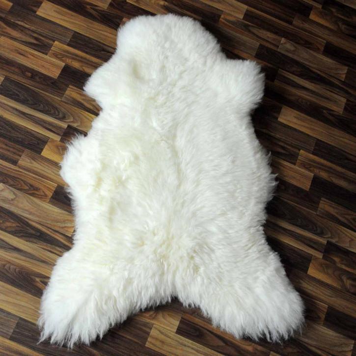 ÖKO Ziegenfell Ziege Fell 110x80 Kamindeko goatskin #5667