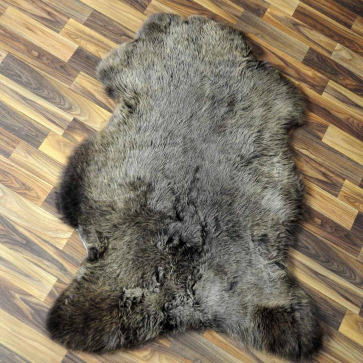 XL ÖKO Island Schaffell creme weiß 110x75 Fell Auflage #5938