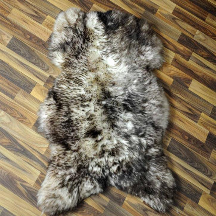 ÖKO Ziegenfell Ziege Fell 110x85 Kamindeko goatskin #6023