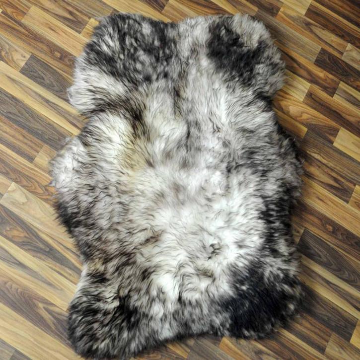 ÖKO Ziegenfell Ziege Fell 110x80 Kamindeko goatskin #6034