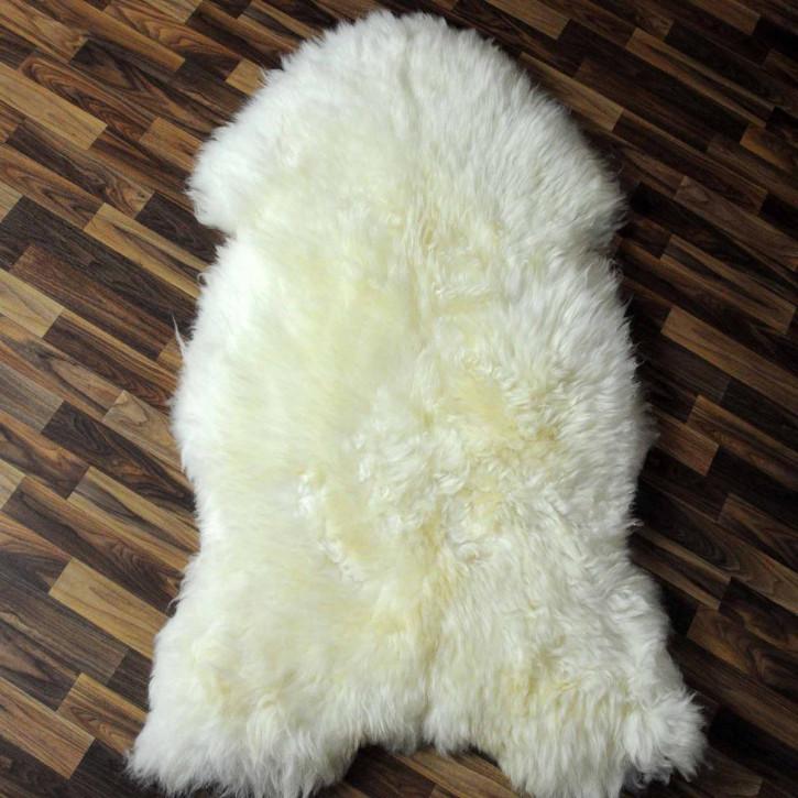 ÖKO Ziegenfell Ziege Fell 125x80 Kamindeko goatskin #6040