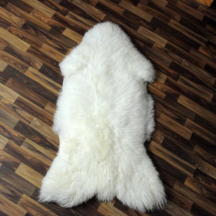 ÖKO Ziegenfell Ziege Fell 115x100 Kamindeko goatskin #6047