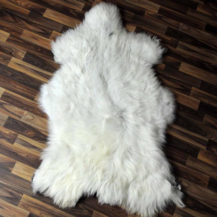ÖKO Island Schaffell creme weiß 105x65 Fell Auflage #7579