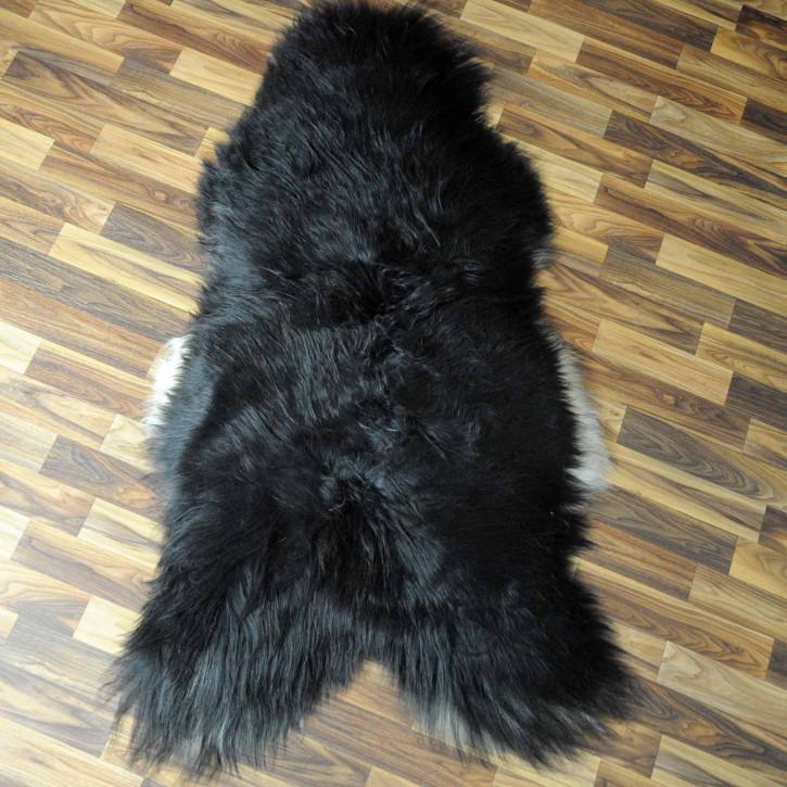XXXL ÖKO Schaffell Fell creme weiß 130x75 sheepskin #8183