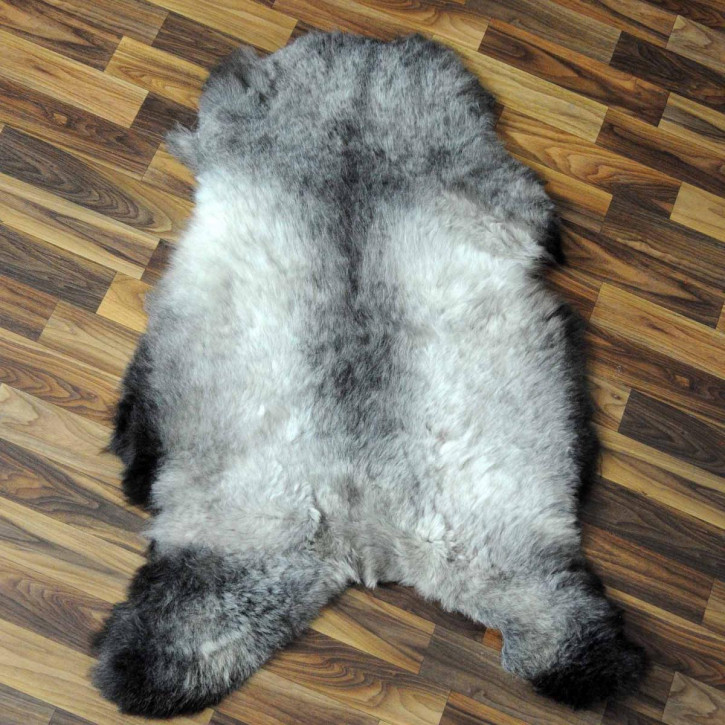 XXXL ÖKO Schaffell Fell creme weiß 130x85 sheepskin #8187