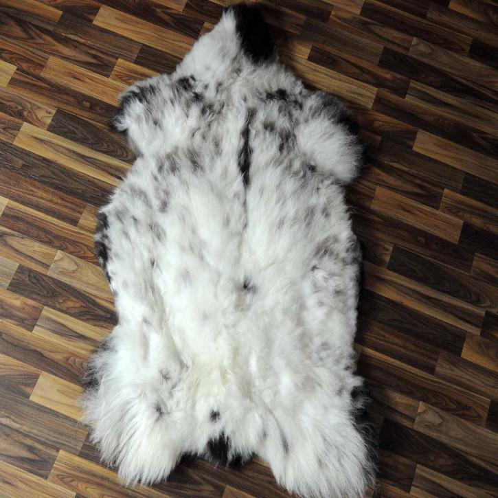 XXL ÖKO Schaffell Fell creme weiß 125x80 sheepskin #8189