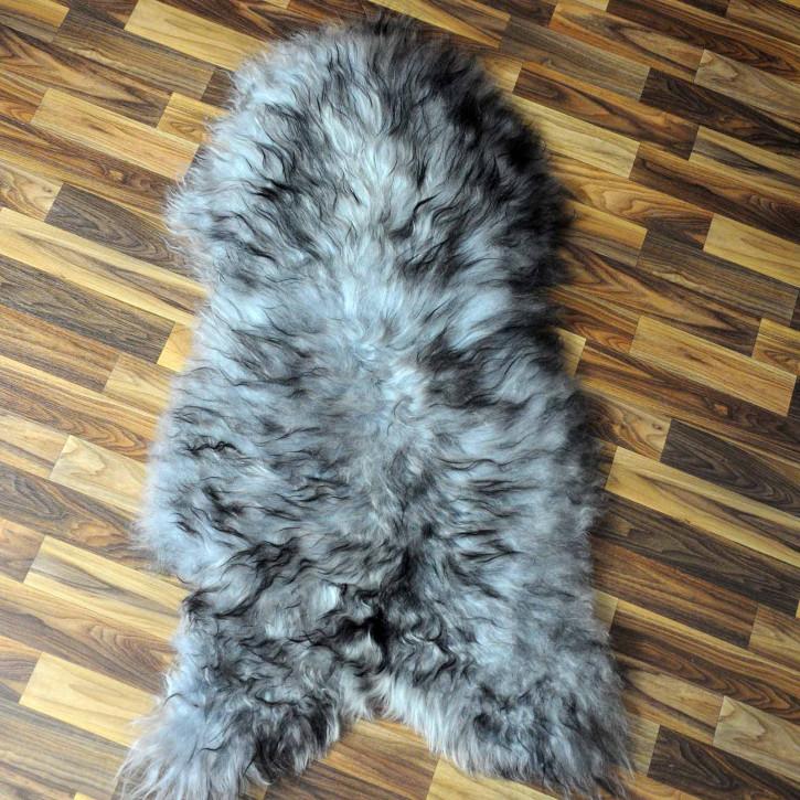 XXL ÖKO Schaffell Fell creme weiß 125x80 sheepskin #8307