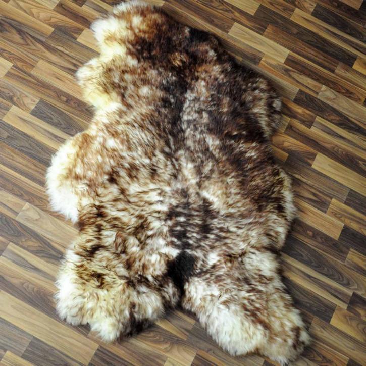 ÖKO Tibetlamm Schaffell Lammfell Fell 75x50 Tibet #9572