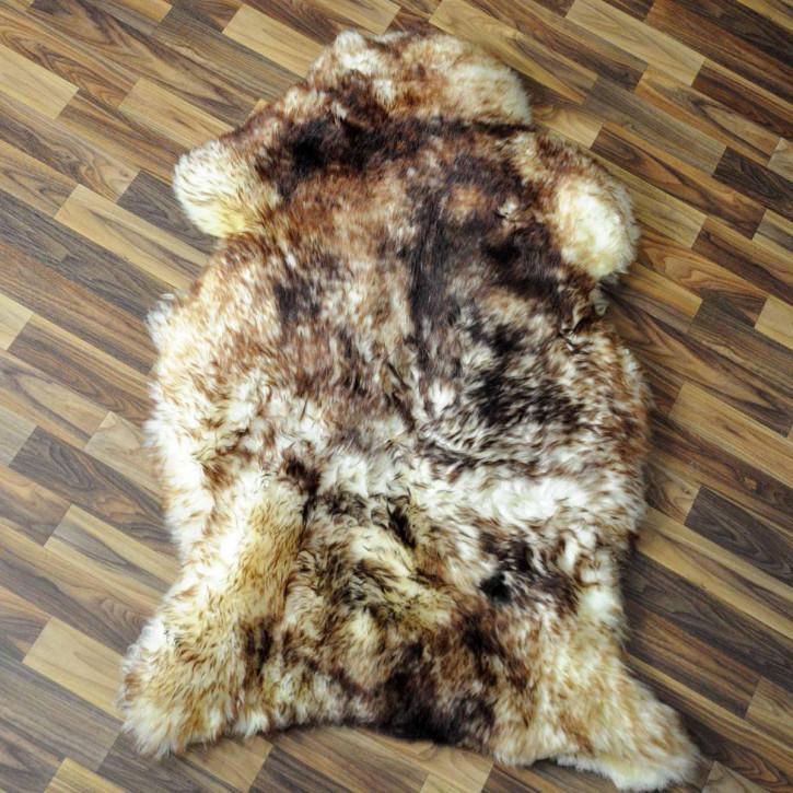 ÖKO Tibetlamm Schaffell Lammfell Fell 80x50 Tibet #9576