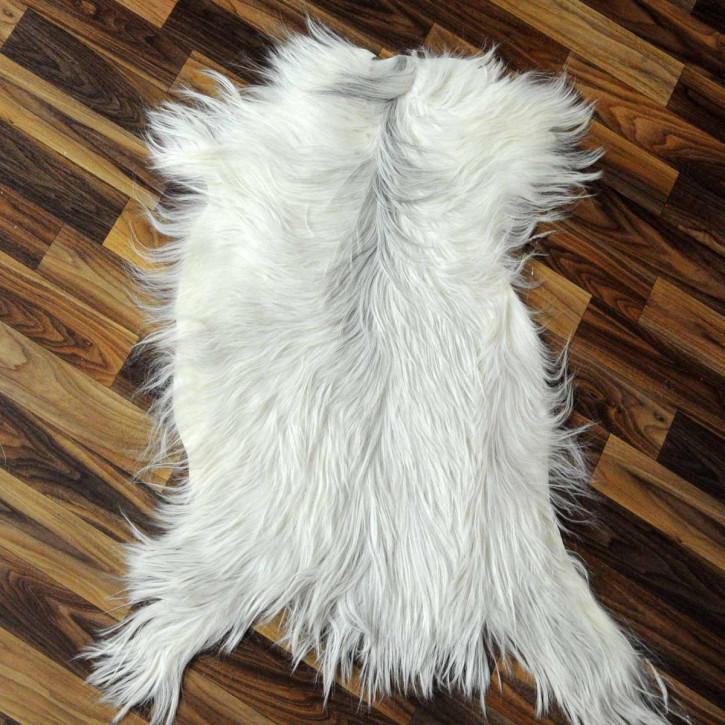 ÖKO Tibetlamm Schaffell Lammfell Fell 80x50 Tibet #9747