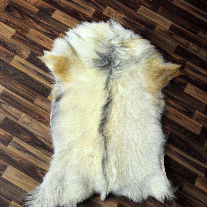 ÖKO Tibetlamm Schaffell Lammfell Fell 70x50 Tibet #9749