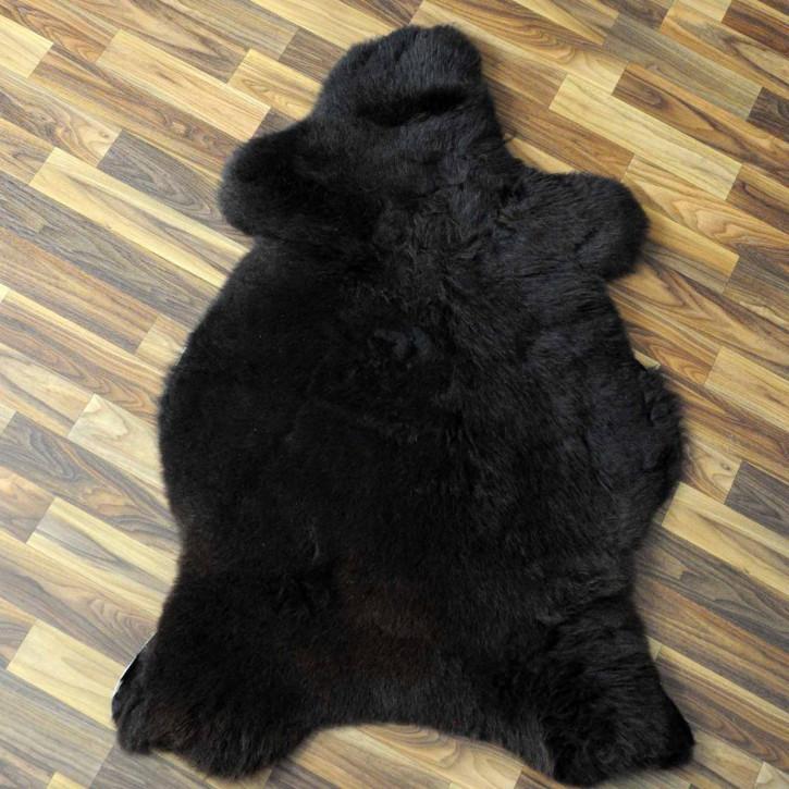 ÖKO Tibetlamm Schaffell Lammfell Fell 80x55 Tibet #9793