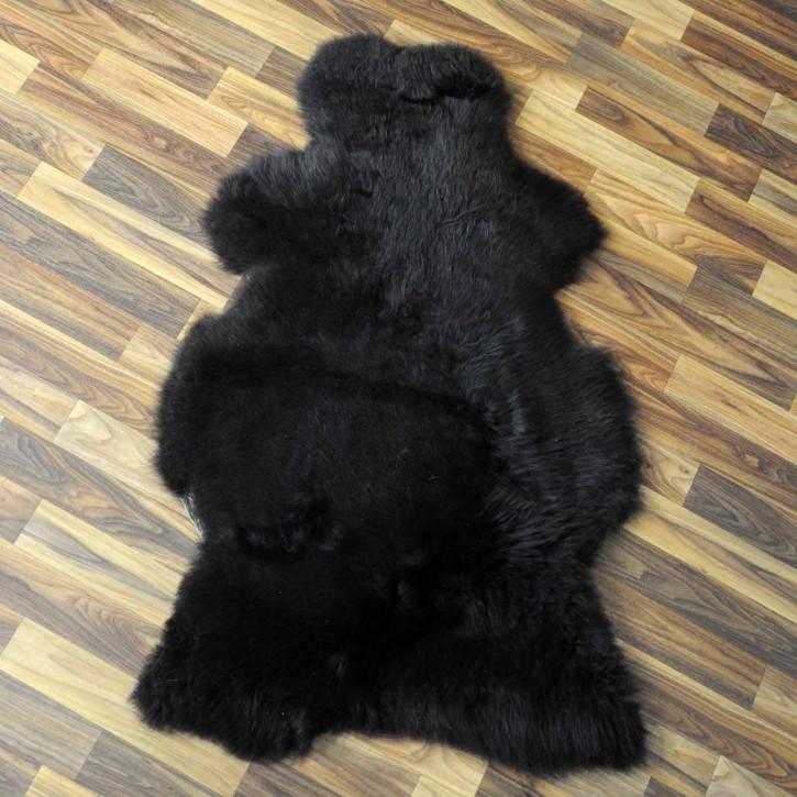 ÖKO Tibetlamm Schaffell Lammfell Fell 75x45 Tibet #9794