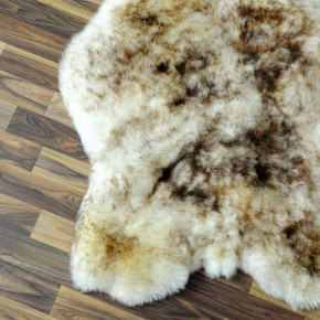 ÖKO Island Schaffell creme weiß 100x70 Fell Auflage #4416
